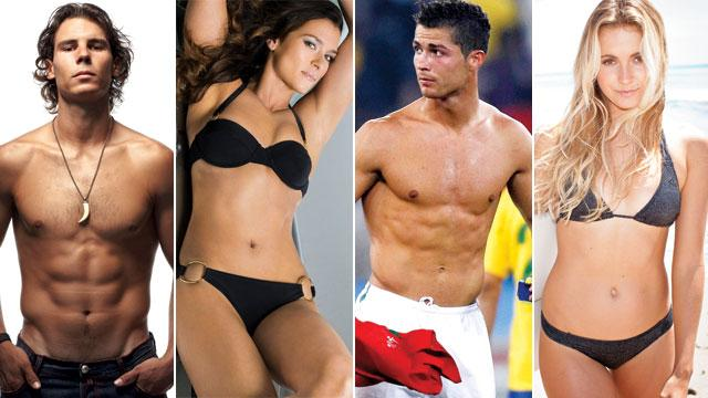Top 10 Most Beautiful Athletes Revealed - Sportsnetca-4834