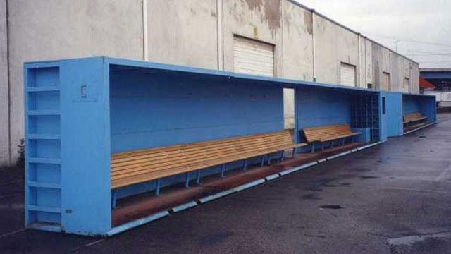 Kingdome Dugout Bench For Sale On Ebay
