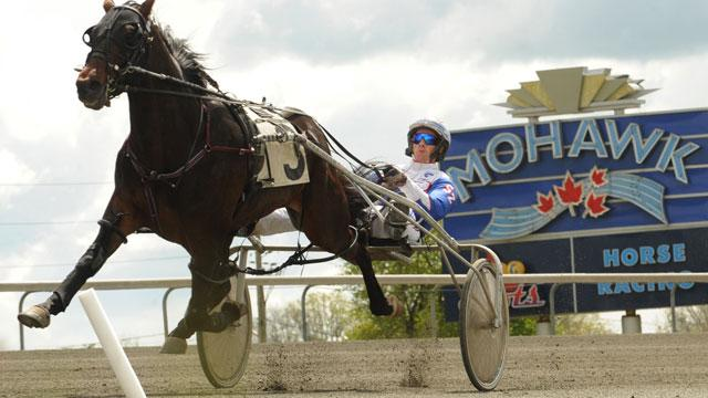 Mohawk Horse Racing Results