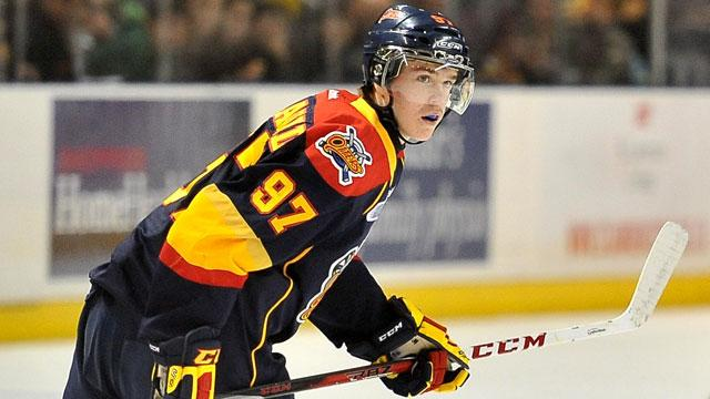 OHL: McDavid Helps Save Otters From Relocation