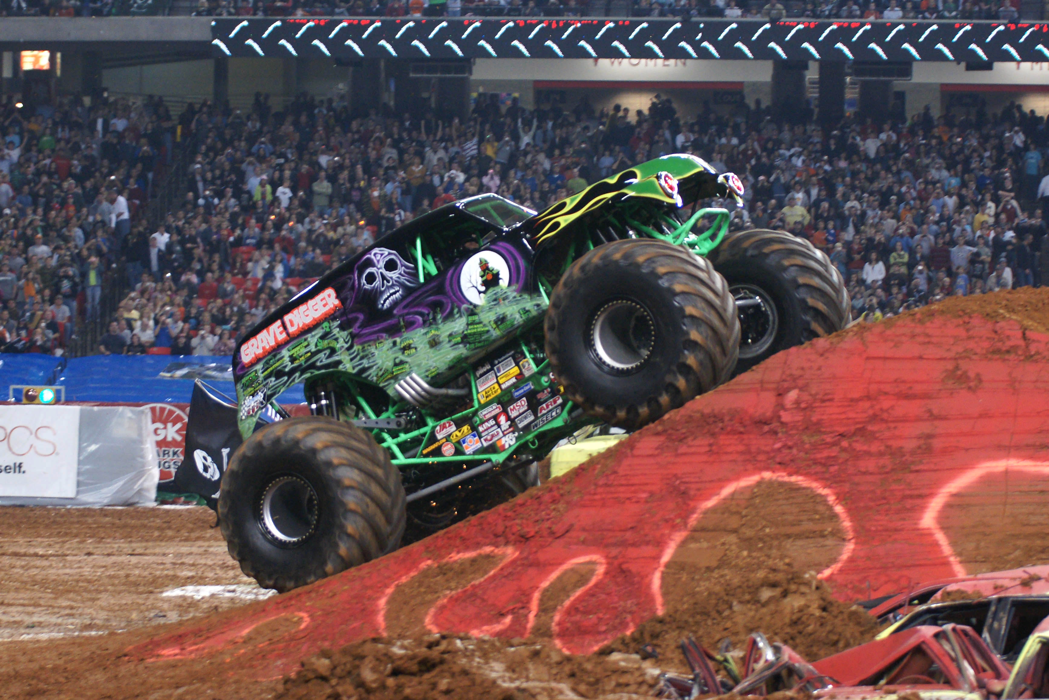 See the schedule for Monster Jam on seriespedia.ml Choose from a large.