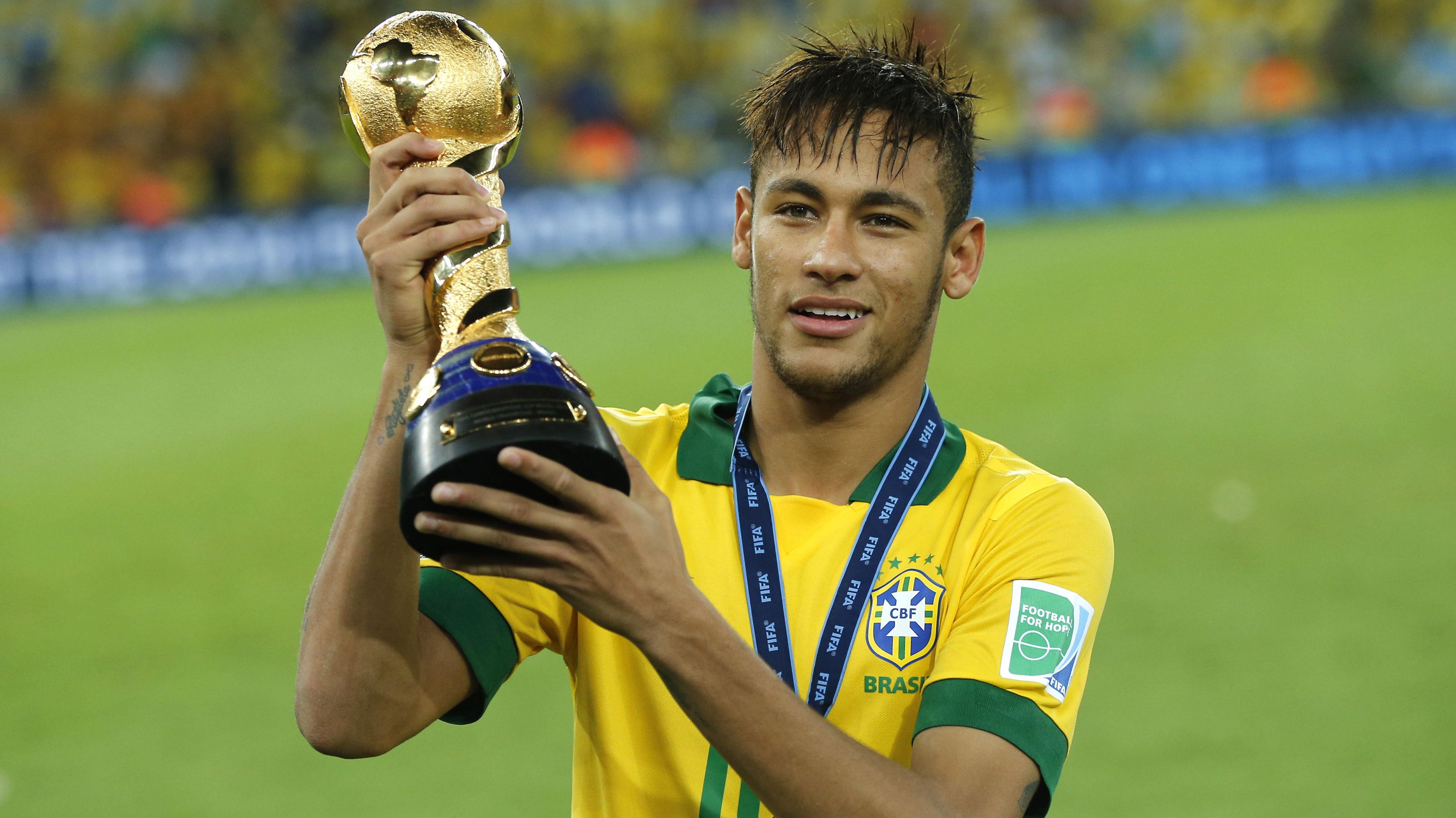 Neymar given Golden Ball award for best player - Sportsnet.ca