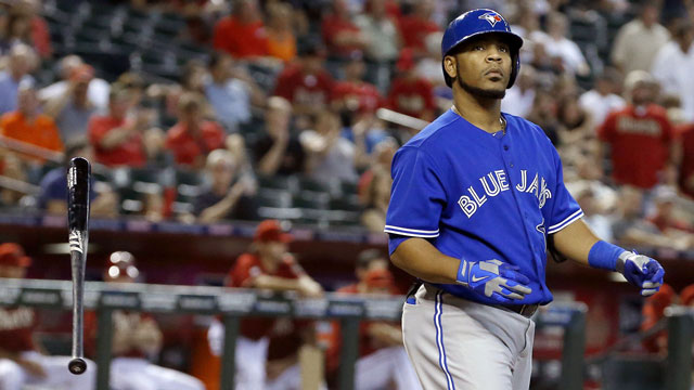 Encarnacion has setback on road to recovery