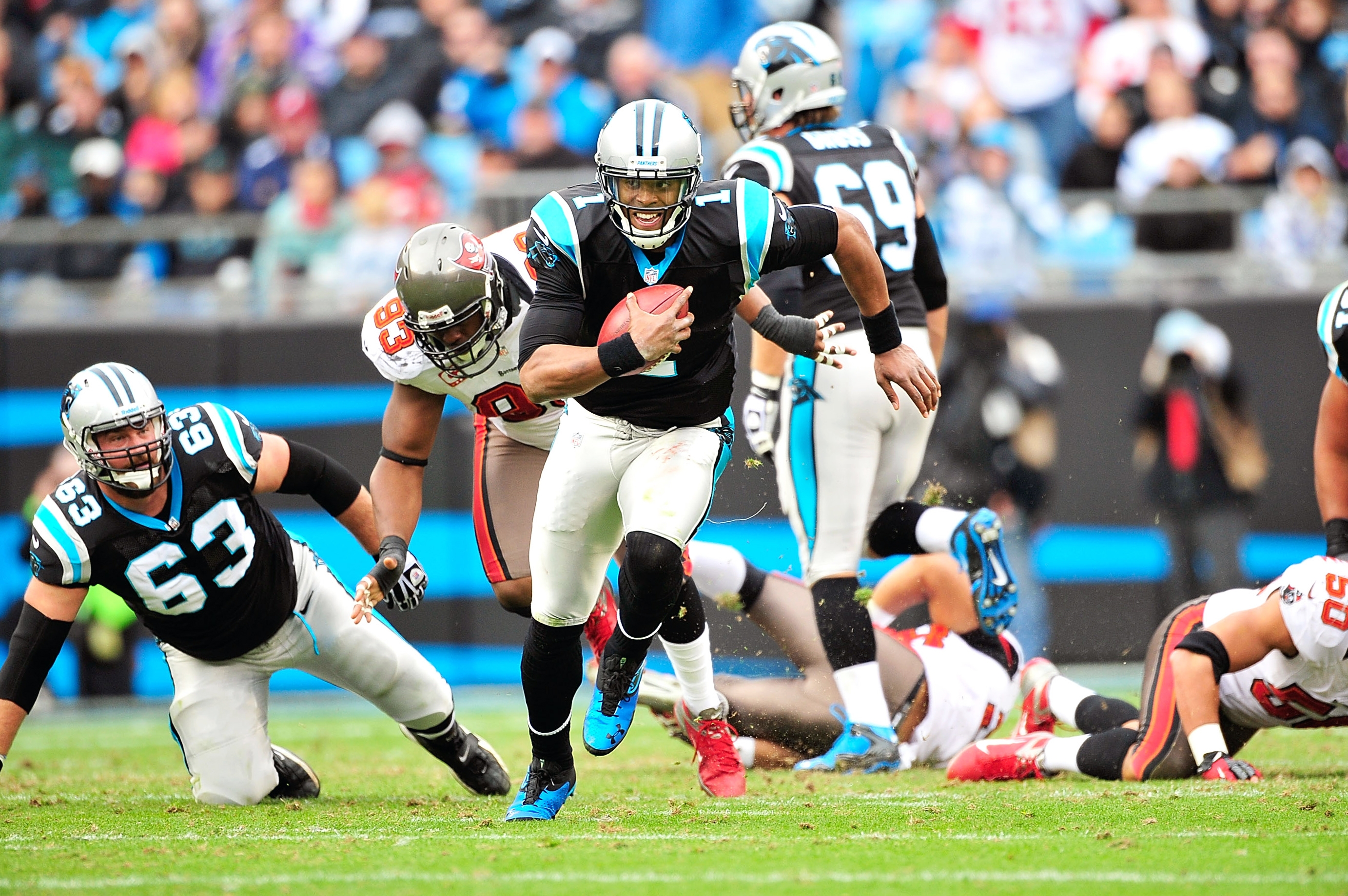 97fd1fbe4 NFL FAQ  Why Cam Newton s Panthers are running wild - Sportsnet.ca