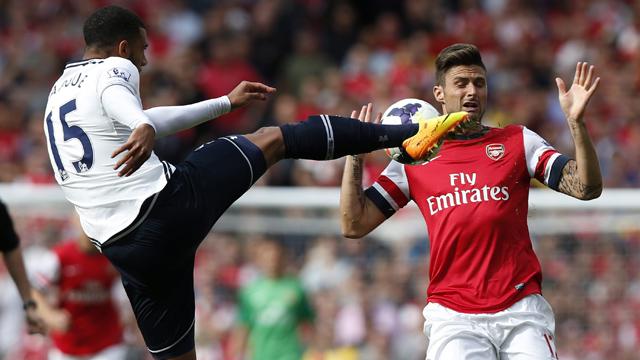 Arsenal v Tottenham [Team Sheets]