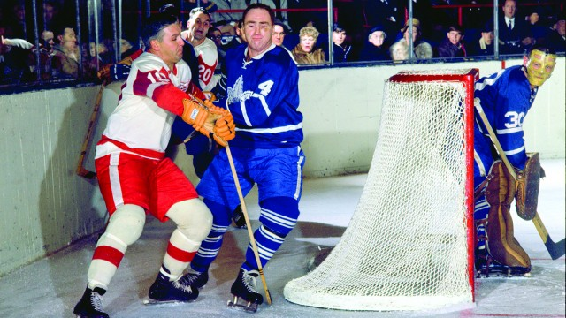 greatest maple leafs  no  16 red kelly