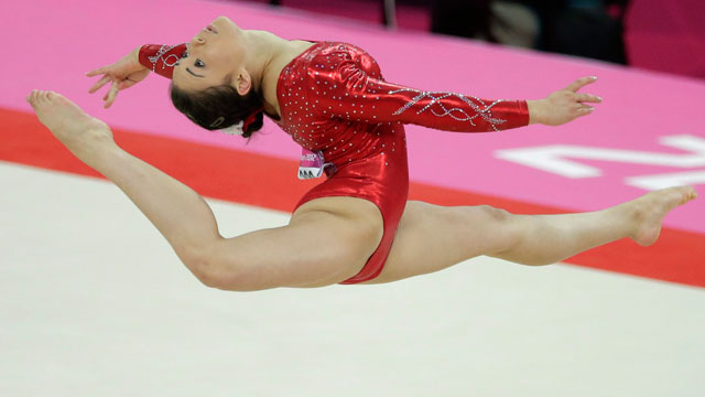 Gymnast Moors Wins 2nd Gold At Toyota Event Sportsnet Ca