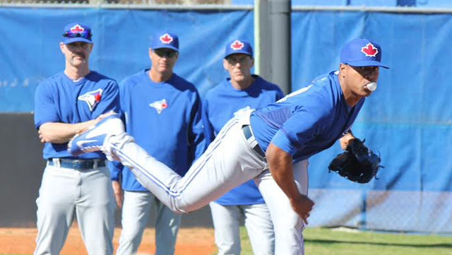 Stroman: 'I expect nothing but the best'