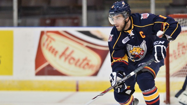 OHL: Ekblad - I Need To Work On My Foot Speed