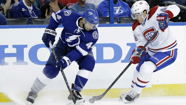 Briere Picks Up Playoff Career Where He Left Off