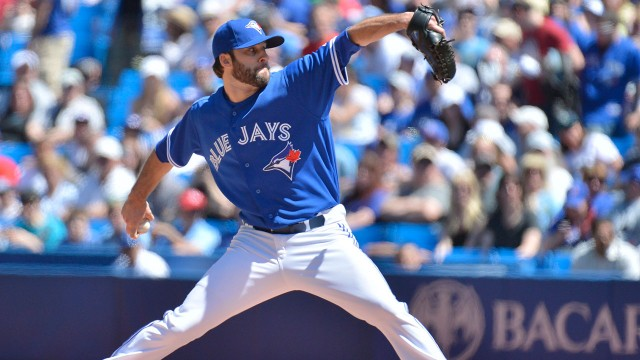 Morrow's time with Blue Jays defined by promise