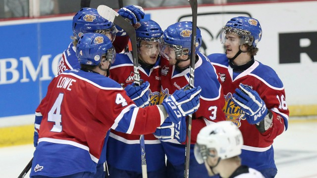 WHL: Winterhawks Meet Oil Kings For 3rd-straight Year