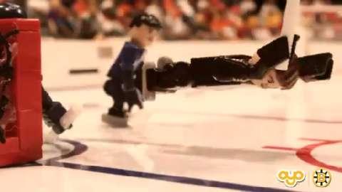 Gotta See It: Orr's flying Cup goal Legoized