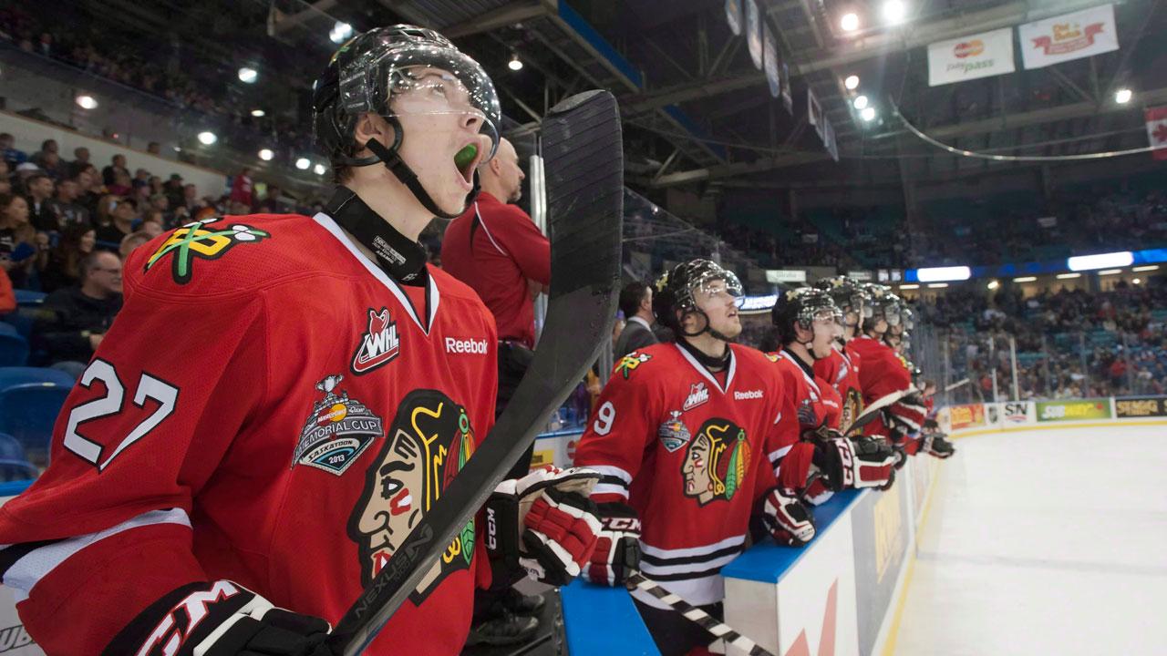 WHL: Roundup - Winterhawks Hold On To Edge Giants