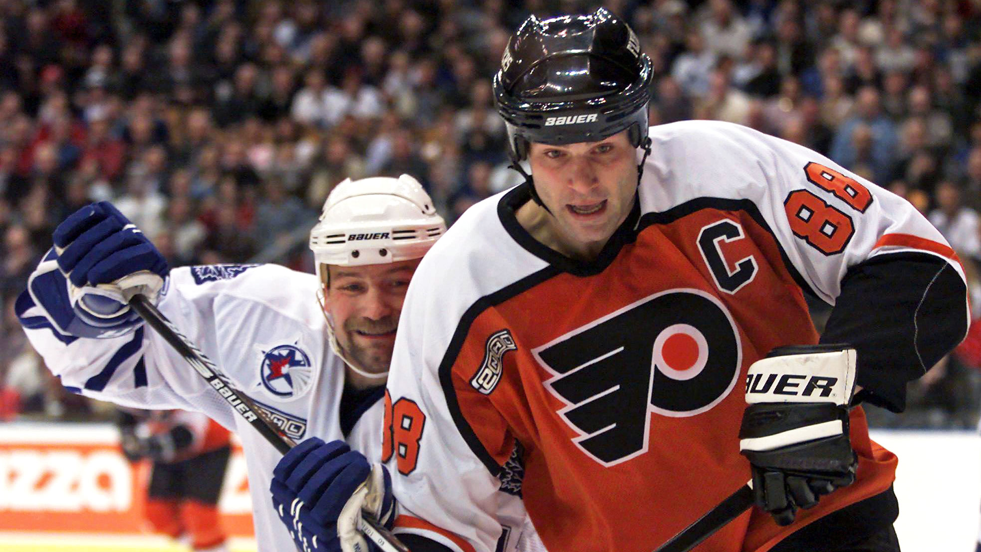 f1cd9904089 15 greatest NHL line nicknames. Eric Lindros.