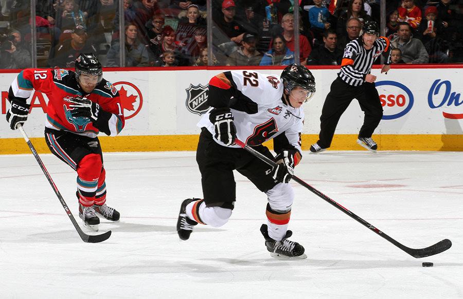 Travis Sanheim; Calgary Hitmen; WHL playoffs; CHL; Philadelphia Flyers; 2014 NHL Draft; Sportsnet