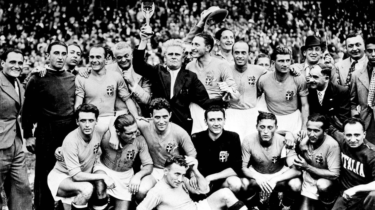 History of the World Cup: 1938 – Italy repeats as champions