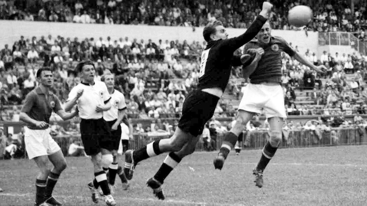 1954 World Cup The Miracle of Bern Sportsnet