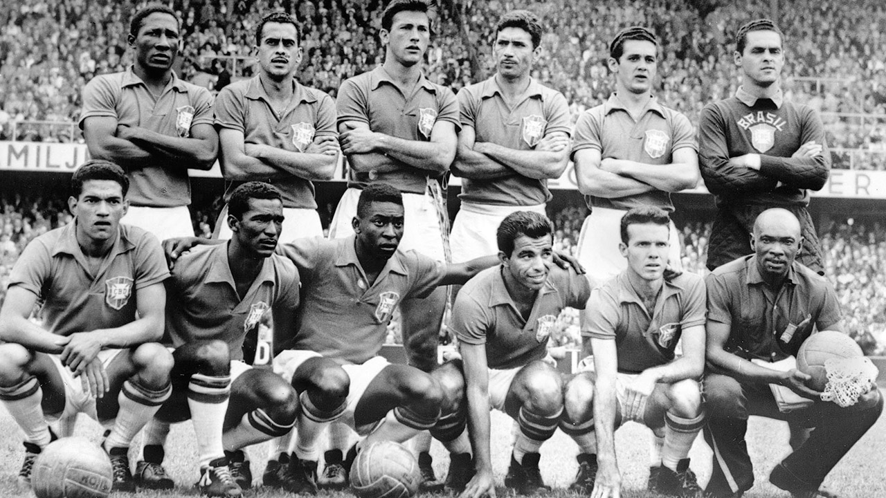 History of the World Cup: 1958 – A star is born in Pele