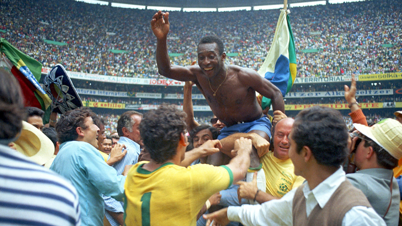 The Greatest Show on Earth: A history of the FIFA World Cup