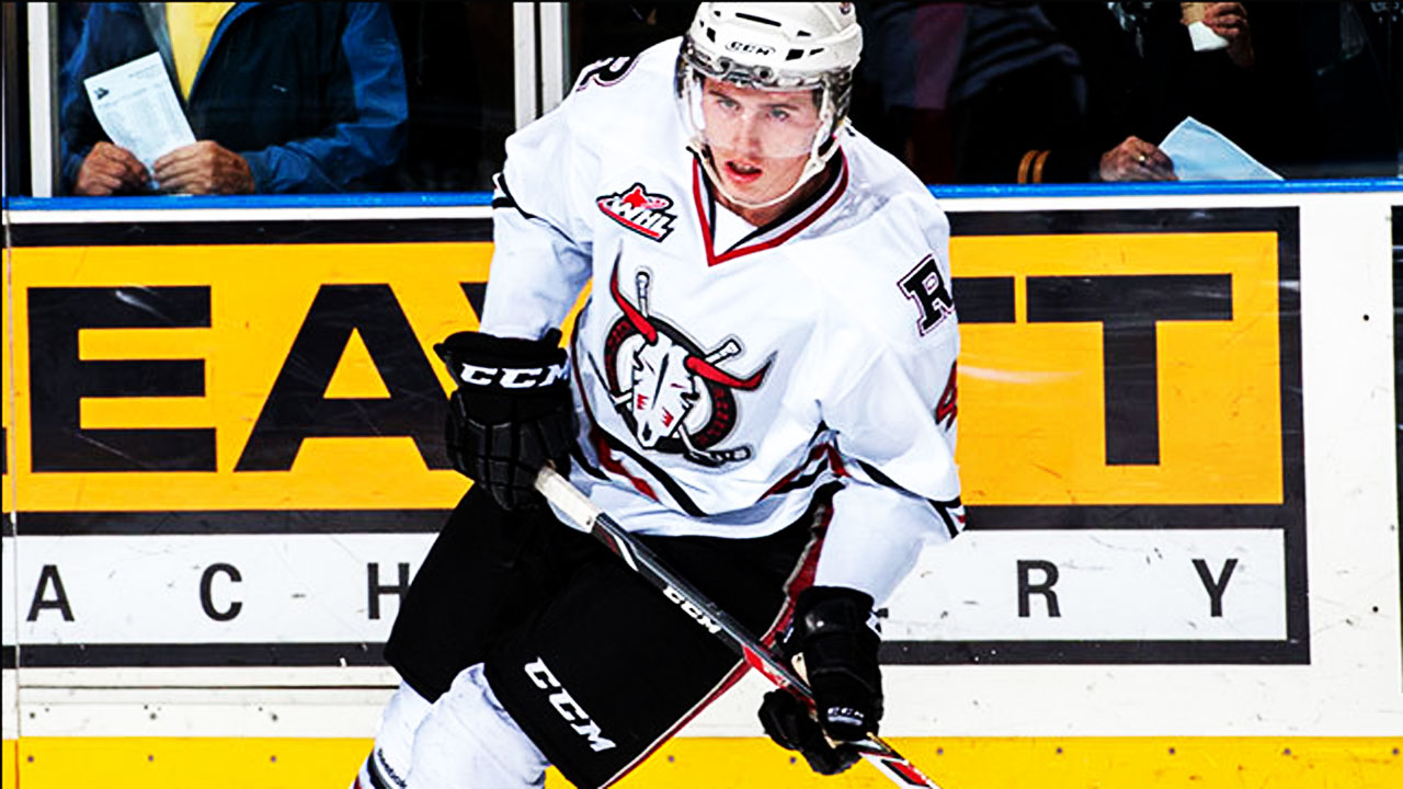 WHL: Roundup - Rebels Roll To 5th Straight Win