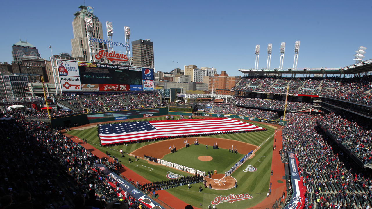 Cleveland Indians Extend Safety Netting At Ballpark For