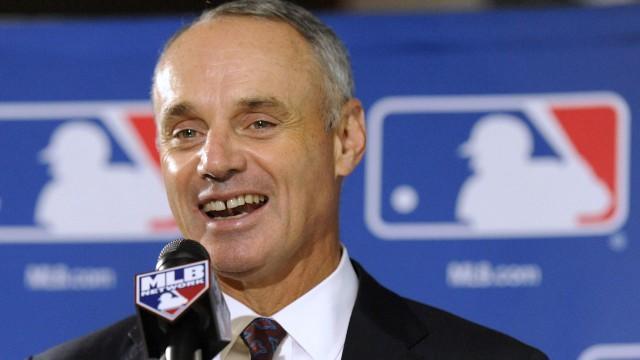 Blue Jays: Manfred will be good for baseball
