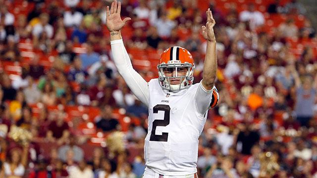 99042c702 Manziel ready if Browns need him versus Steelers - Sportsnet.ca