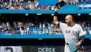 Watch: Jeter pops out in last Toronto at-bat