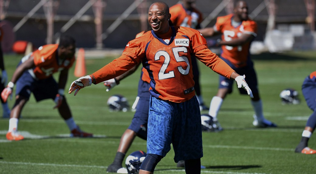 Broncos Harris Ready To Turn Into A Monster Sportsnet Ca