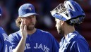 Dickey and Buehrle could lose personal catchers