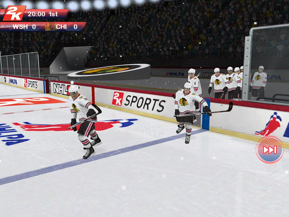 2K Sports Will Release A New NHL Hockey Game Very Soon