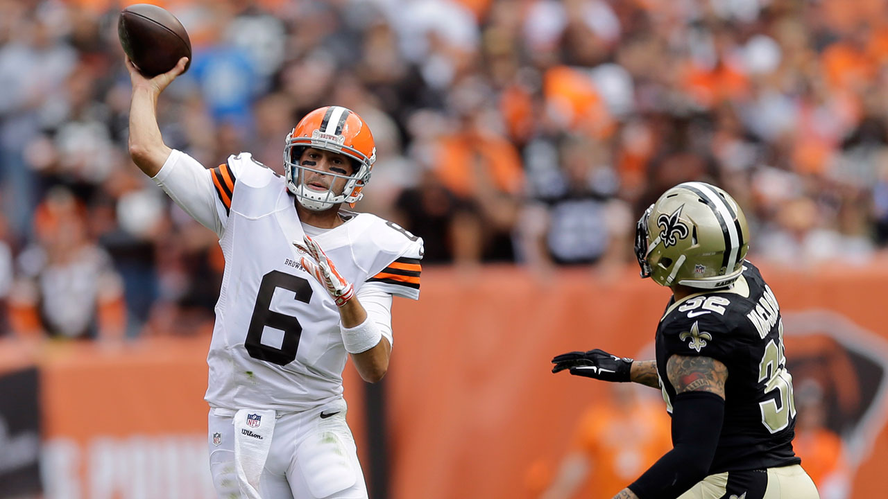 The Browns will open at home against the Steelers for the second straight season