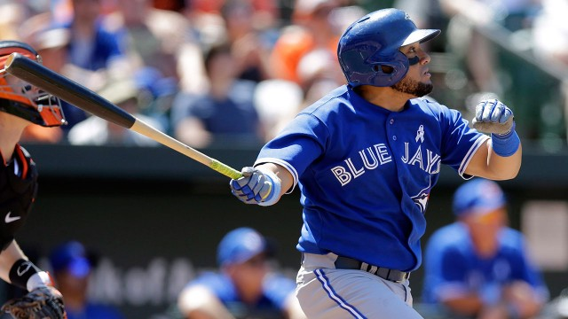 Did Martin signal end for Cabrera with Blue Jays?