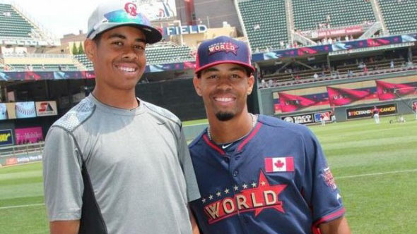CBN: Pompey brothers both have big league dreams
