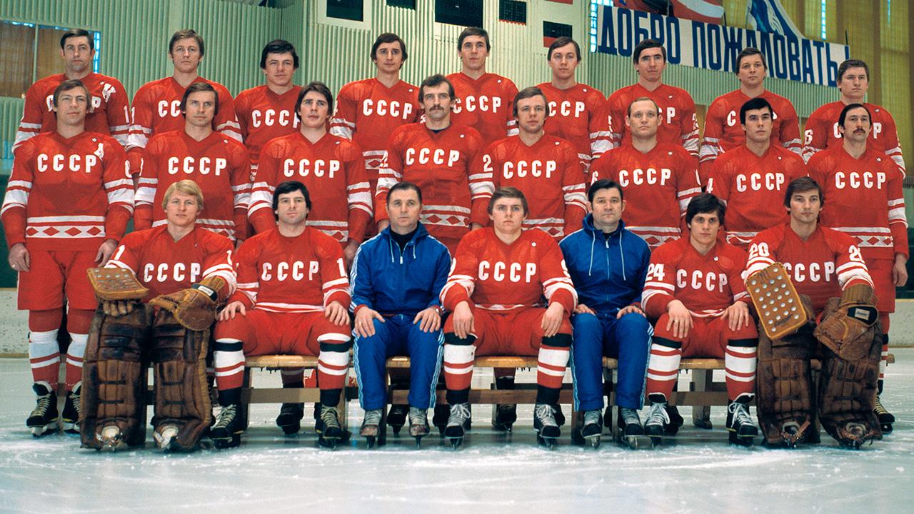 A Look Back At The Great Era Of Soviet Hockey Sportsnet Ca