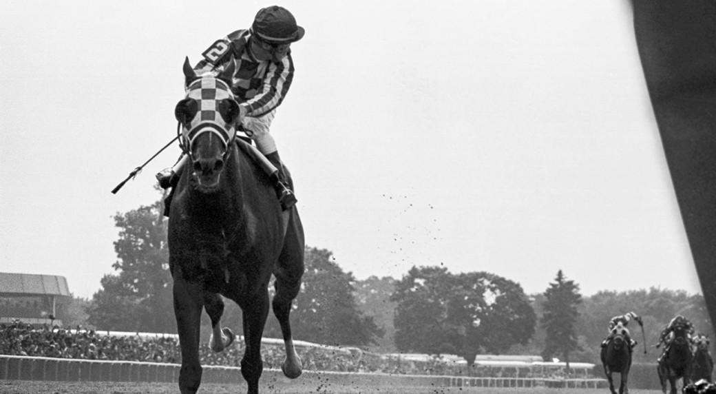 For Secretariats Jockey A Long Way Back
