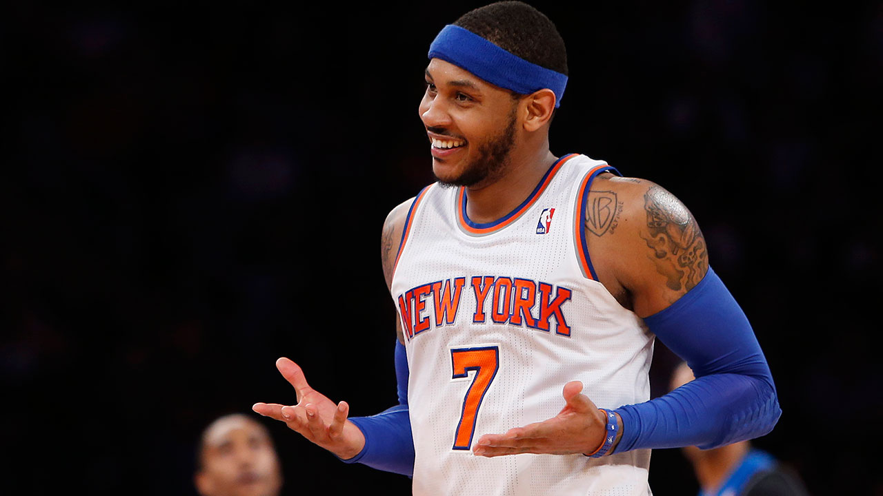 Forbes lists Knicks as NBA's most valuable franchise at $4 billion