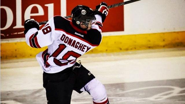 QMJHL: Roundup - Balmas, Kielly Lead Islanders Over Drakkar