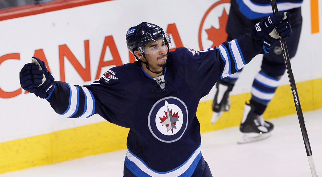 The Disconnect Between Evander Kane And Winnipeg