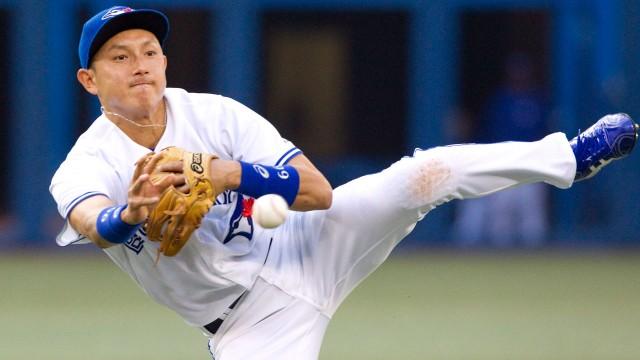 Report: Cubs sign former Blue Jays infielder Munenori Kawasaki