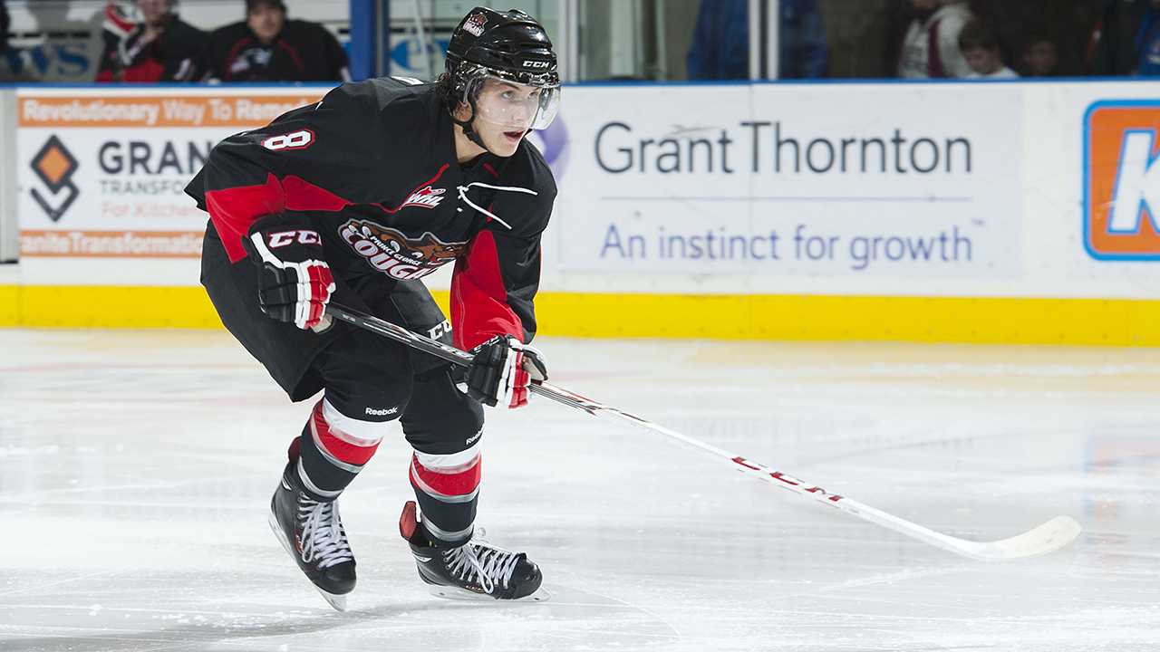 WHL: Roundup - Witala Powers Cougars Past Giants