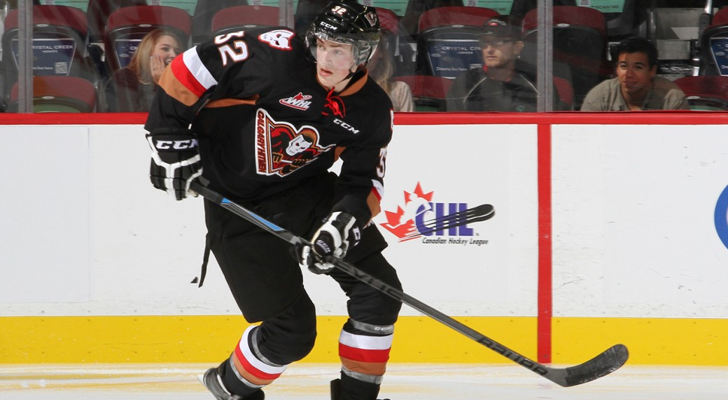 WHL: League Blog - Hitmen Making Hay. Plus, Trades!