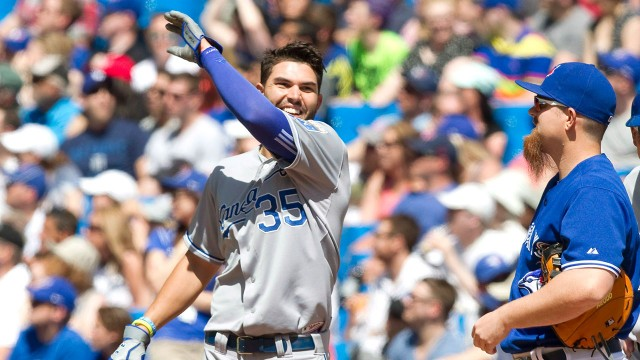 As Royals celebrate, Anthopoulos strategizes