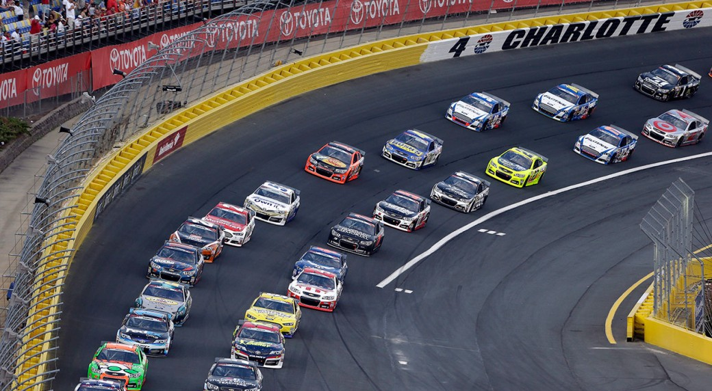 NASCAR adds extra stage to Coca-Cola 600 at Charlotte