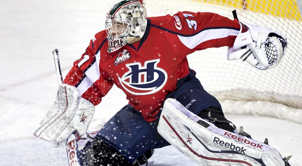 WHL: Hurricanes Score Nine Goals In Win Over Ice
