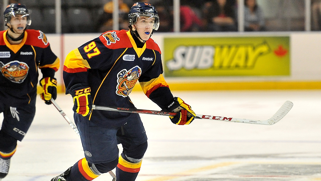 Connor McDavid update with Erie Otters coach - Sportsnet.ca
