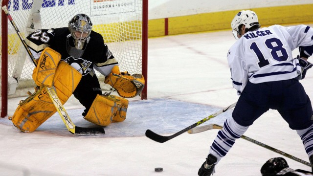 Return of Fleury   s yellow pads draw rave reviews  sportsnet ca