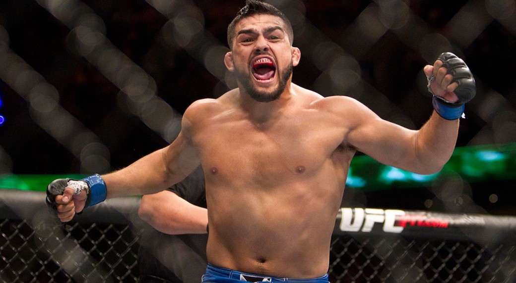 Anderson Silva vs. Kelvin Gastelum added to UFC 212 card in Brazil