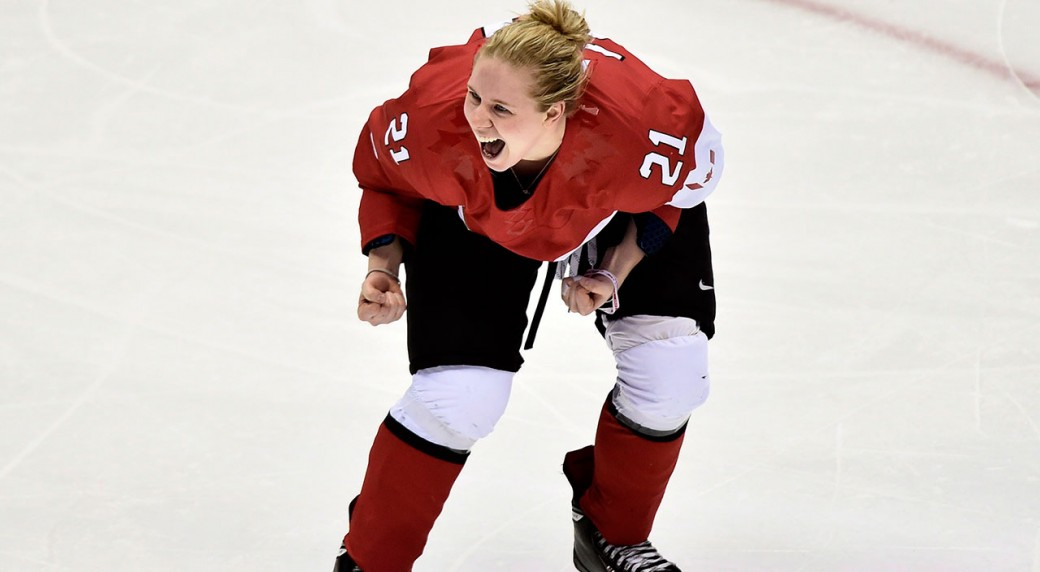 Canadian Women Begin Defence Of Four Nations Cup
